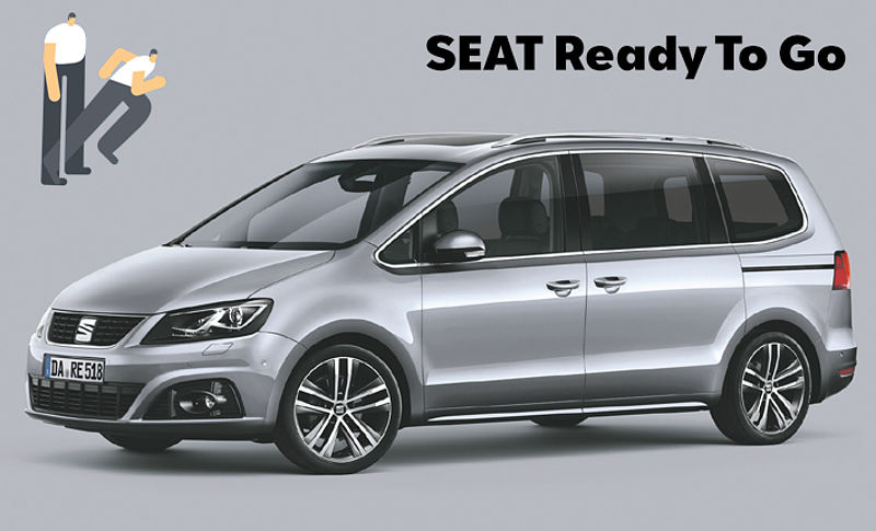 SEAT Alhambra Ready to go