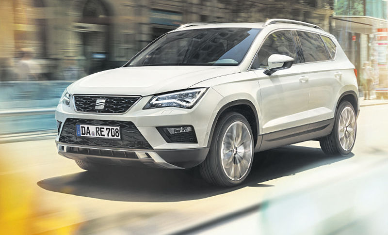 SEAT Ateca Style Business Leasing