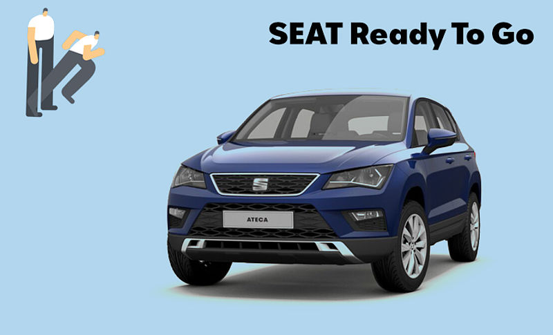 SEAT Ateca Ready to go