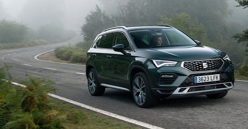 SEAT Ateca Style 149€ Businessleasing