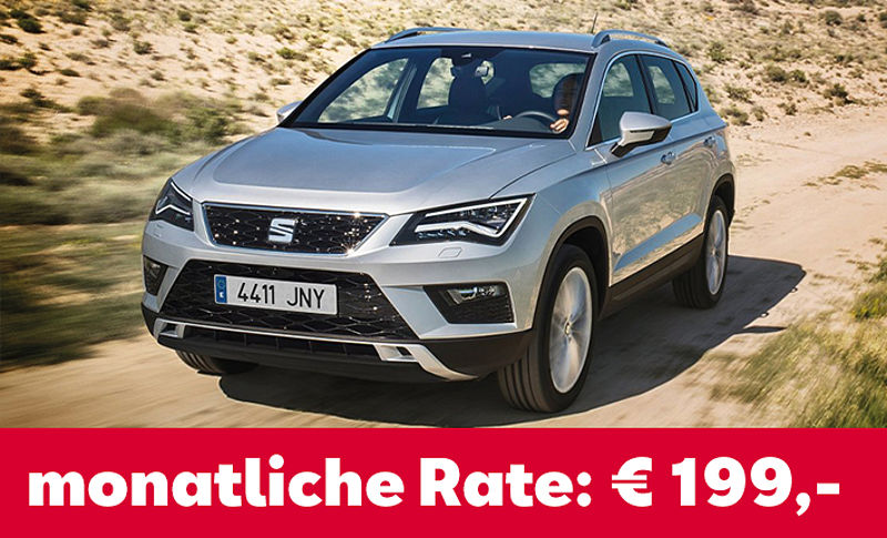 SEAT Ateca Style  199€ Privatleasing