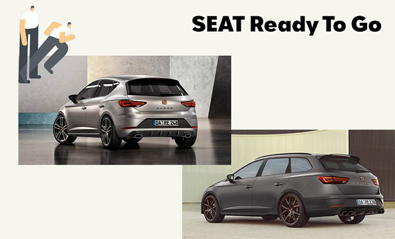 SEAT Leon Cupra Ready to go