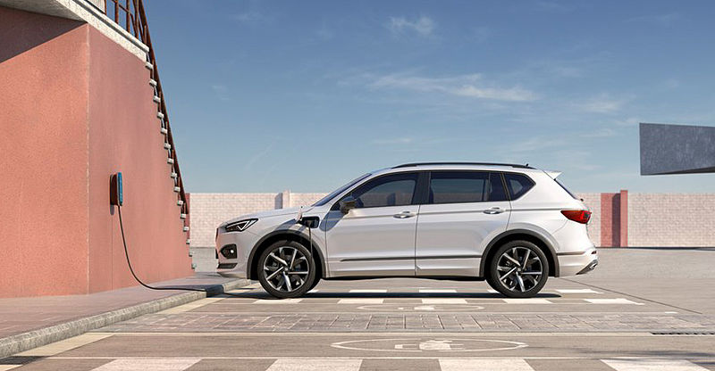 SEAT Tarraco FR e-Hybrid 279€ Businessleasing