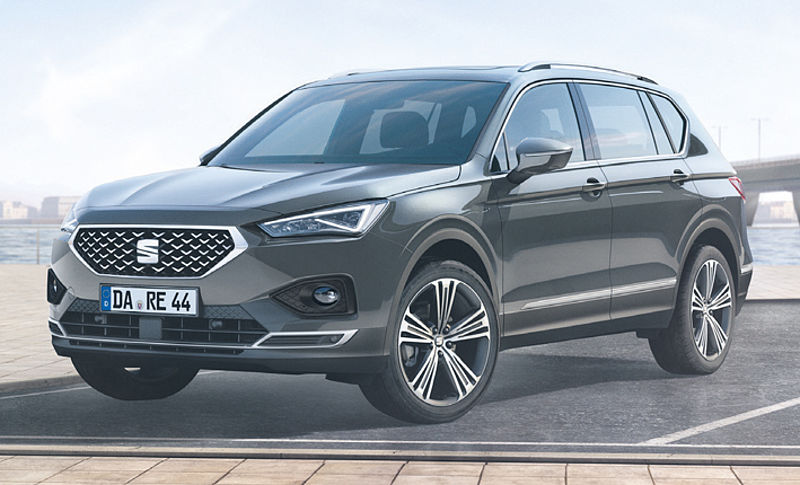 SEAT Tarraco Business Leasing
