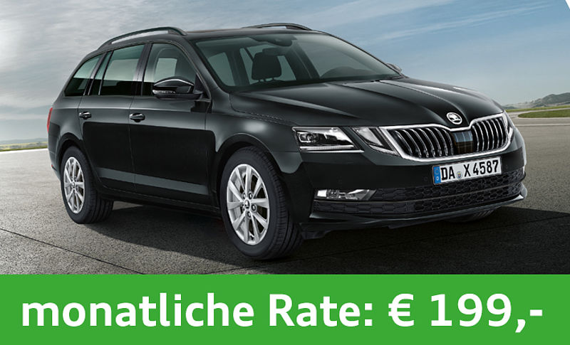 SKODA Octavia Combi Tour Privatleasing